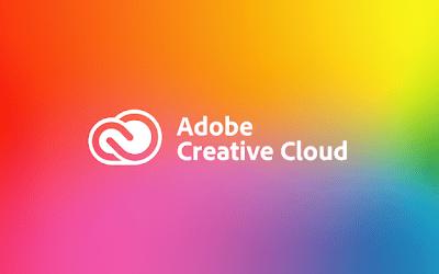 Adobe Creative Cloud – Applications de création